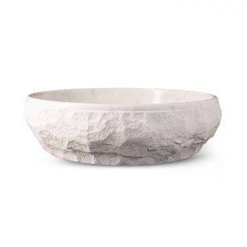 FAMOZA Atelier Handgemachte Marmor Schale